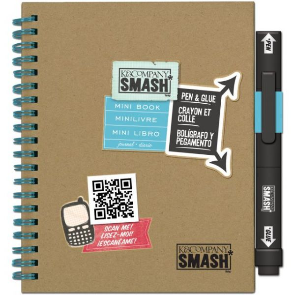 "SMASH Mini Folio 5.5""X7.5"""