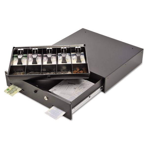 MMF Touch-Button Cash Drawer with Alarm
