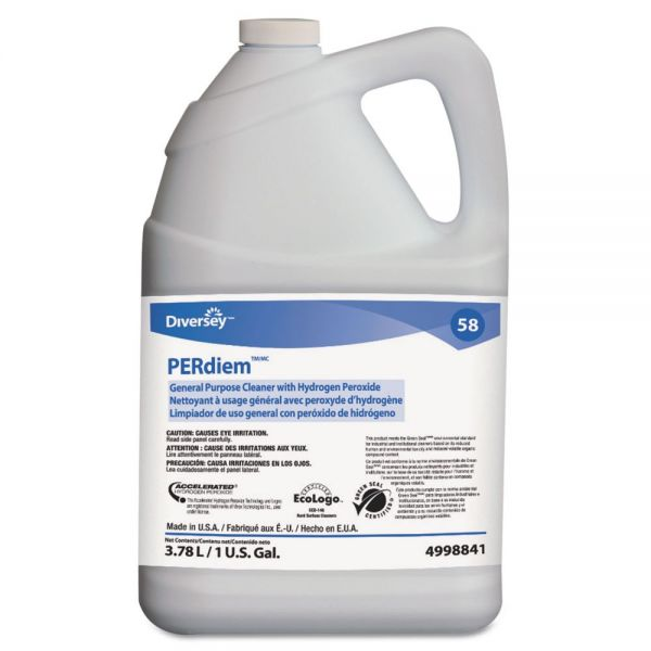 Diversey PERdiem Concentrated General Purpose Cleaner - Hydrogen Peroxide