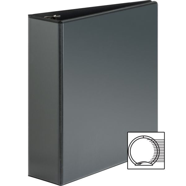 "Sparco Premium 3"" 3-Ring View Binder"