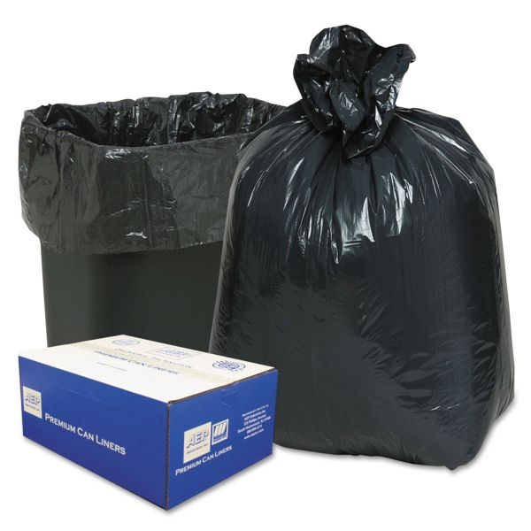Webster Opaque Linear 16 Gallon Trash Bags