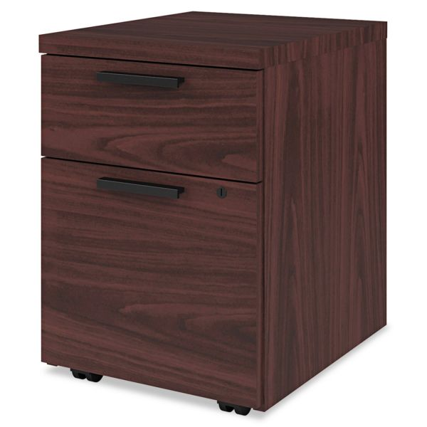"HON 10500 Series Mobile Pedestal | 1 Box / 1 File Drawer | 15-3/4""W"