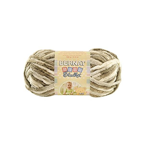 Bernat Baby Blanket Yarn - Little Sand Castle