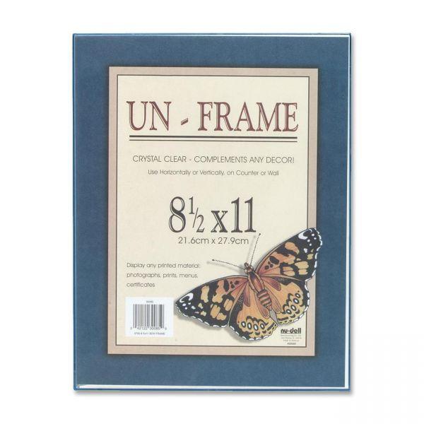 Nu-Dell Contemporary Picture/Certificate Box Frame