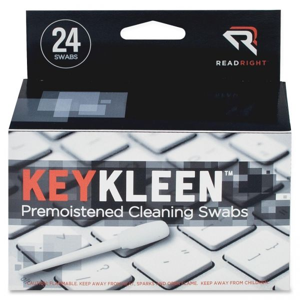 KeyKleen Cleaning Swabs