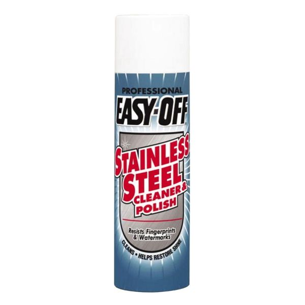 Easy-Off Stainless Steel Cleaner & Polish