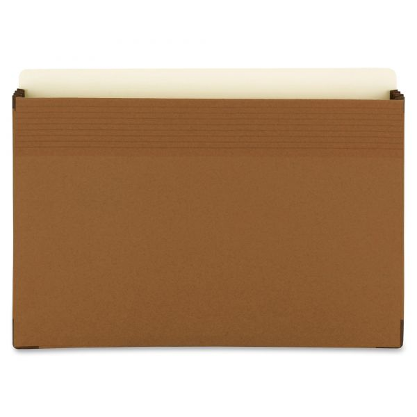 Smead Full-Height Expanding File Pockets with Easy Grips