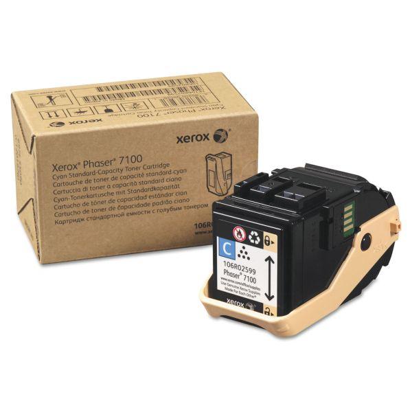 Xerox 106R02599 Cyan Toner Cartridge