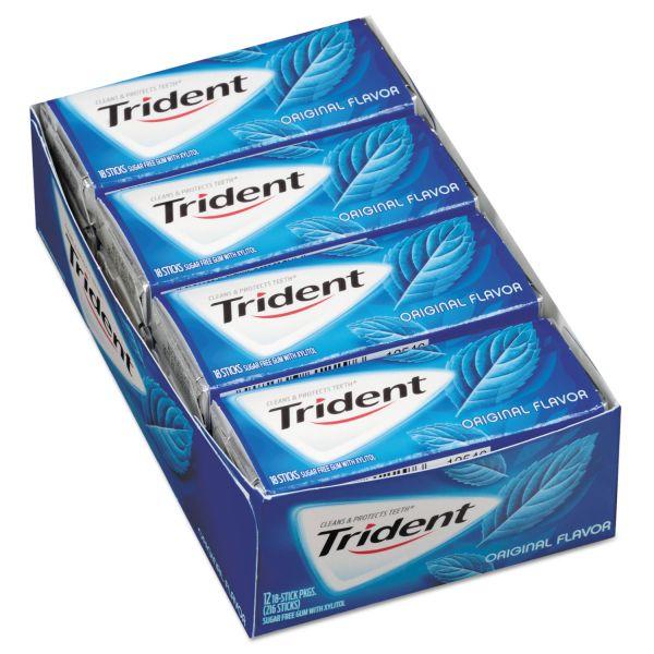 Trident Original Mint Sugar-Free Gum