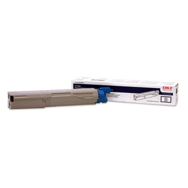 Oki 43459404 Black Toner Cartridge