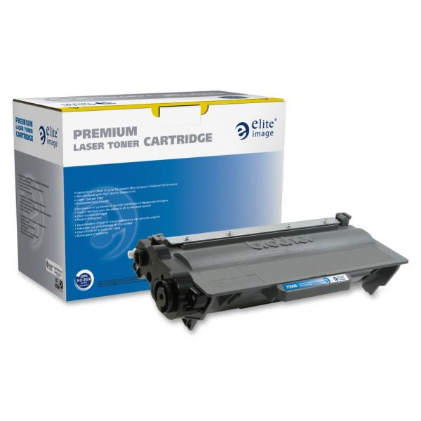 Elite Image Remanufactured Brother TN750 Toner Cartridge