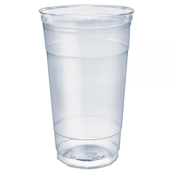 SOLO Cup Company Ultra Clear 32 oz Plastic Cold Cups