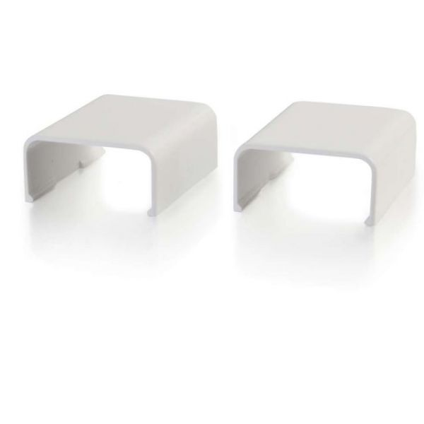 C2G Wiremold Uniduct 2900 Cover Clip - White