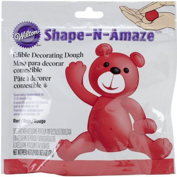 Shape-N-Amaze Edible Decorating Dough 6oz