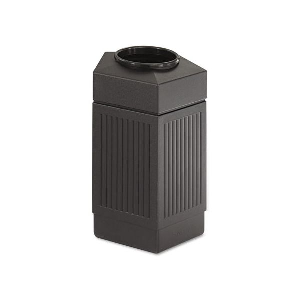 Safco Canmeleon  Pentagon 30 Gallon Trash Can