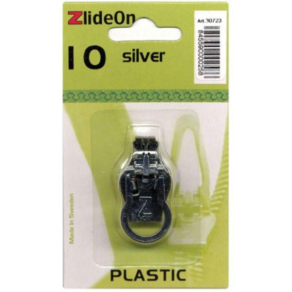 ZlideOn Zipper Pull Replacements Plastic 10