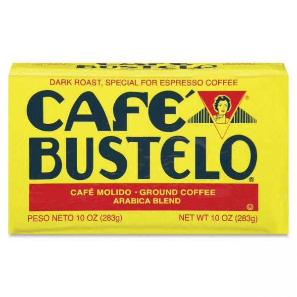 Cafe Bustelo Espresso Ground Coffee Brick (5/8 lb)
