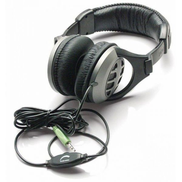 Inland Products 3.5mm Stereo Headphones