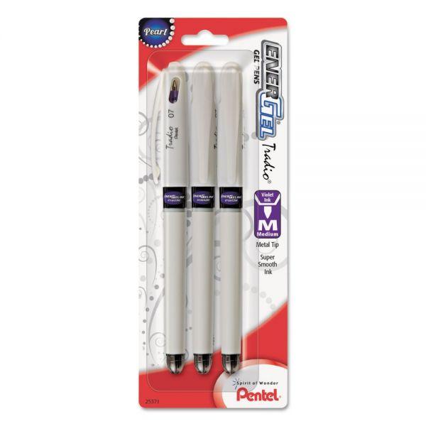Pentel EnerGel Tradio Liquid Gel Pens