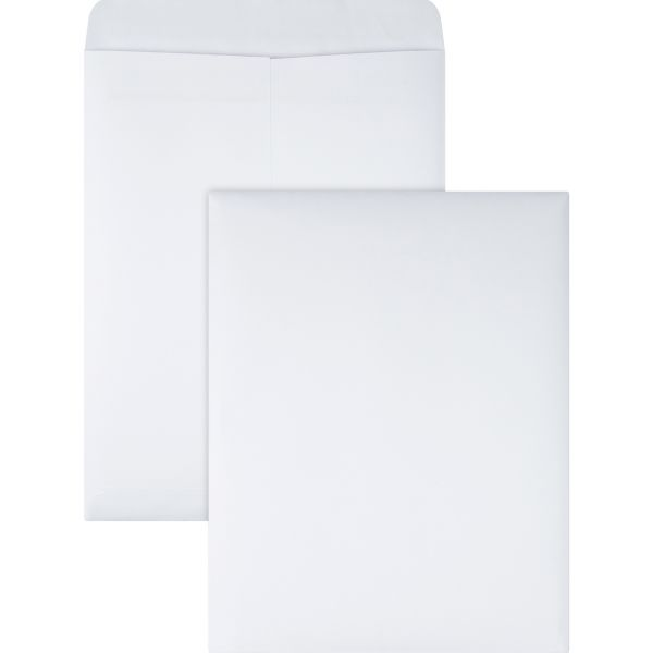 "Quality Park 9 1/2"" x 12 1/2"" Catalog Envelopes"