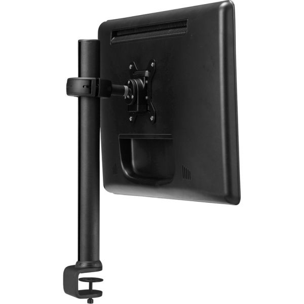 "Spacedec 16.5"" desk LCD/LED monitor/small TV pole mount"