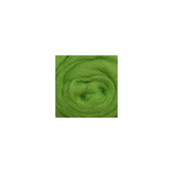 Natural Wool Roving .3oz