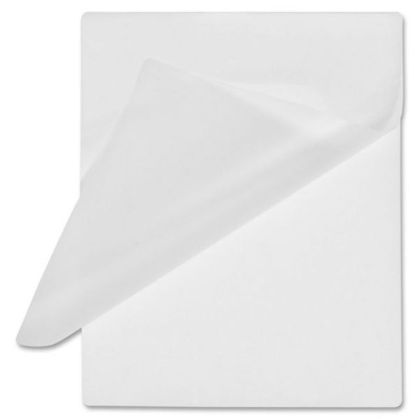 Business Source Letter Size Laminating Pouches