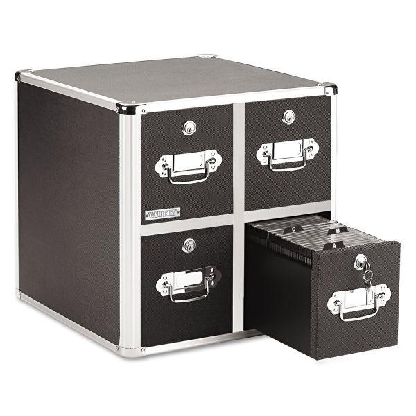IdeaStream Vaultz (VZ01049) Locking CD/DVD File Cabinet
