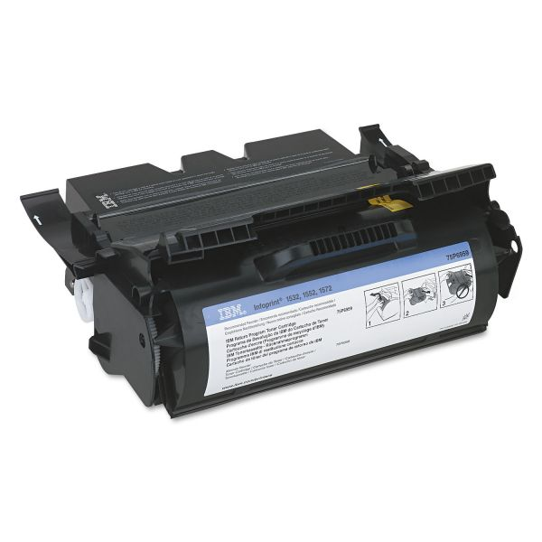 InfoPrint 75P6959 Black Return Program Toner Cartridge