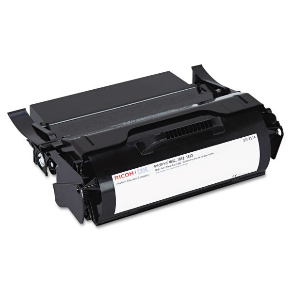 Ricoh 39V2515 Black Extra High Yield Toner Cartridge