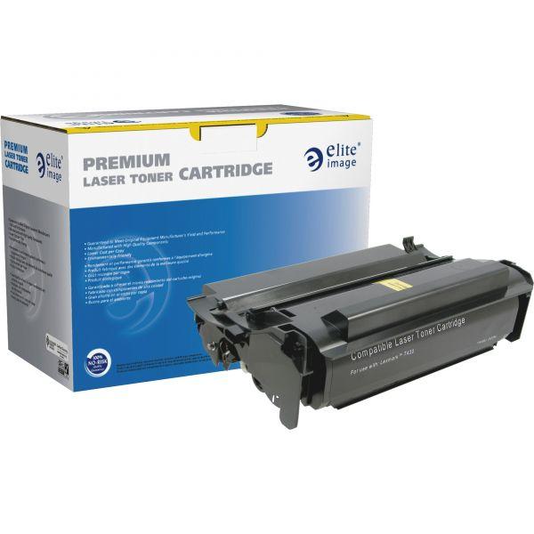 Elite Image Remanufactured Lexmark 12A8425 Toner Cartridge