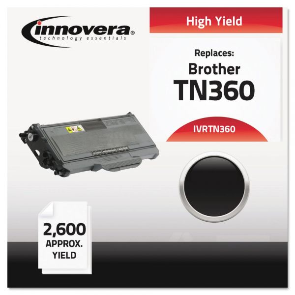 Innovera Remanufactured Brother TN360 High-Yield Toner Cartridge