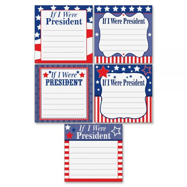 Teacher Created Resources If I Were President Accents
