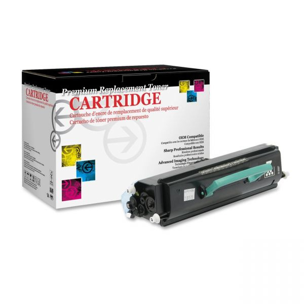 West Point Products Remanufactured Dell Toner Cartridge