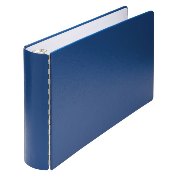 "Wilson Jones Casebound DublLock 1"" 3-Ring Binder"