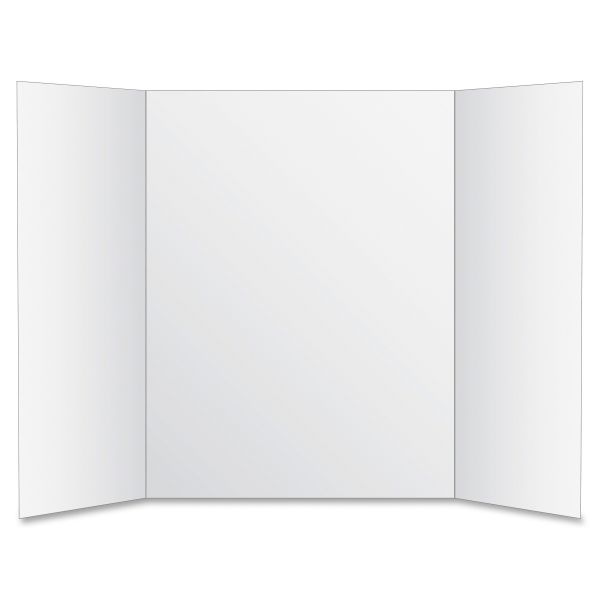 Eco Brites Two Cool Tri-Fold Poster Board