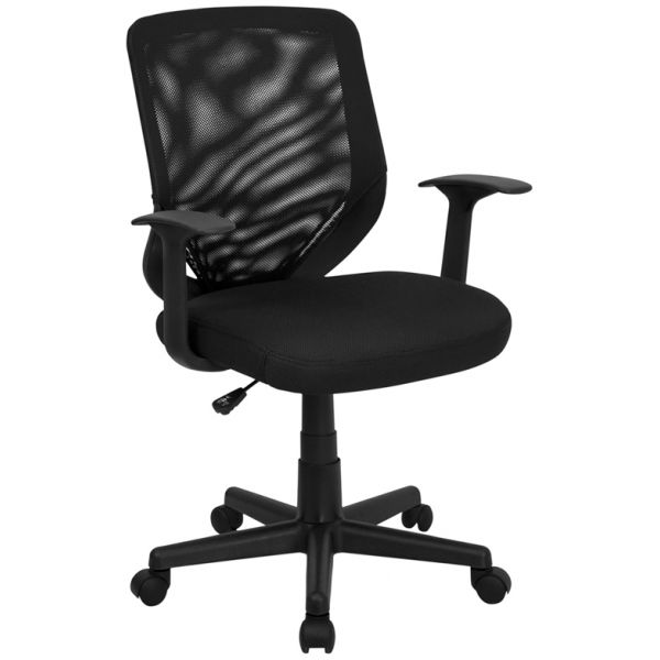 Flash Furniture Mid-Back Mesh Office Task Chair