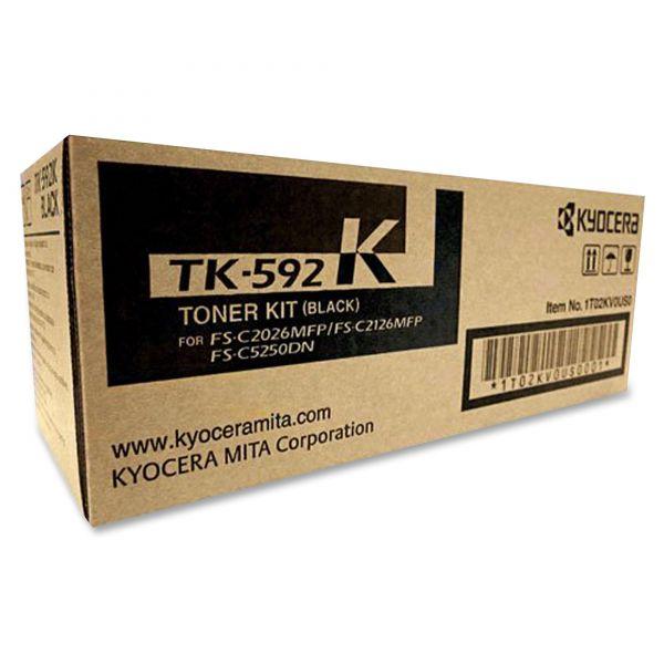 Kyocera TK592K Black Toner Cartridge
