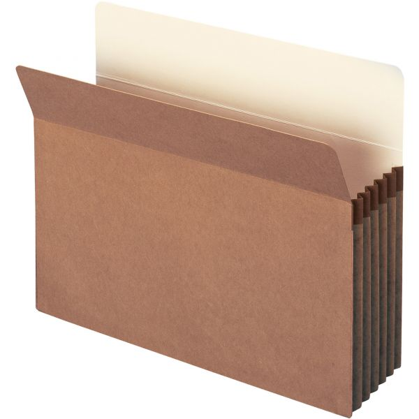 Smead TUFF Pocket Easy-Access Expanding File Pockets