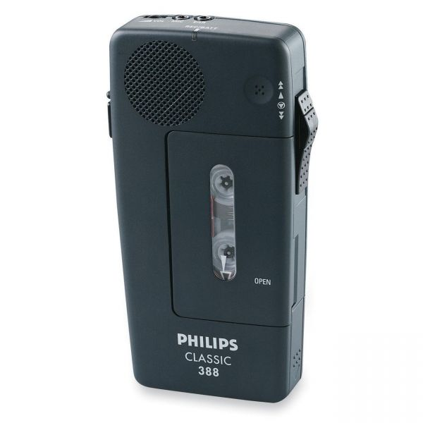 Philips Speech PM388 Pocket Memo Recorder