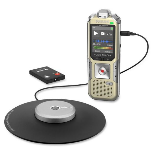 Philips Speech Voice Tracer Meeting Recorder
