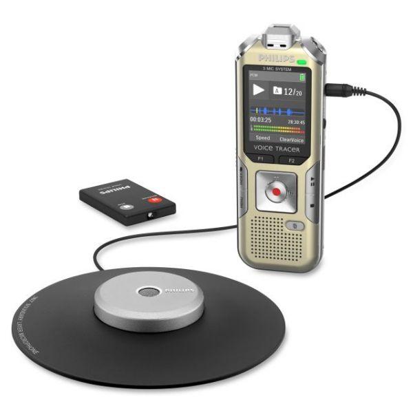 Philips Voice Tracer DVT8000 Digital Voice Recorder
