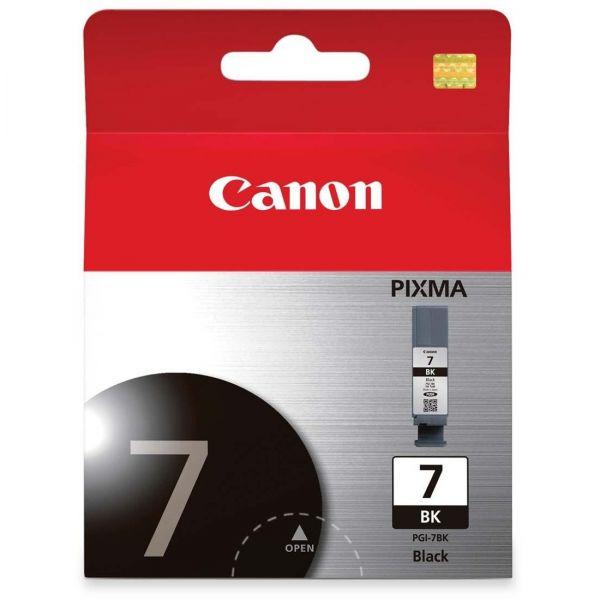 Canon PGI-7BK Black Ink Cartridge (2444B002)
