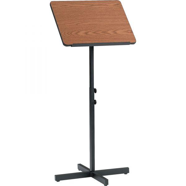 Safco Adjustable Speaker Podiums