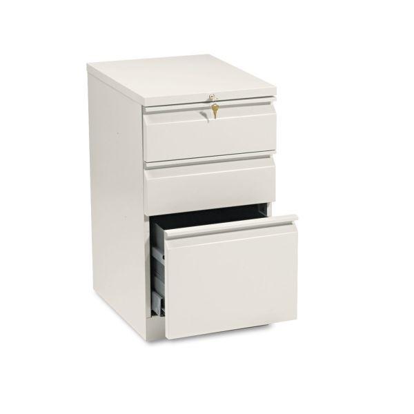 HON Brigade 3-Drawer Mobile File Cabinet