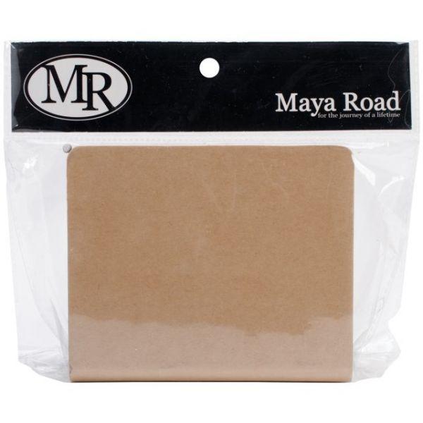 """Maya Road Chipboard Binder 4""""X5"""""""