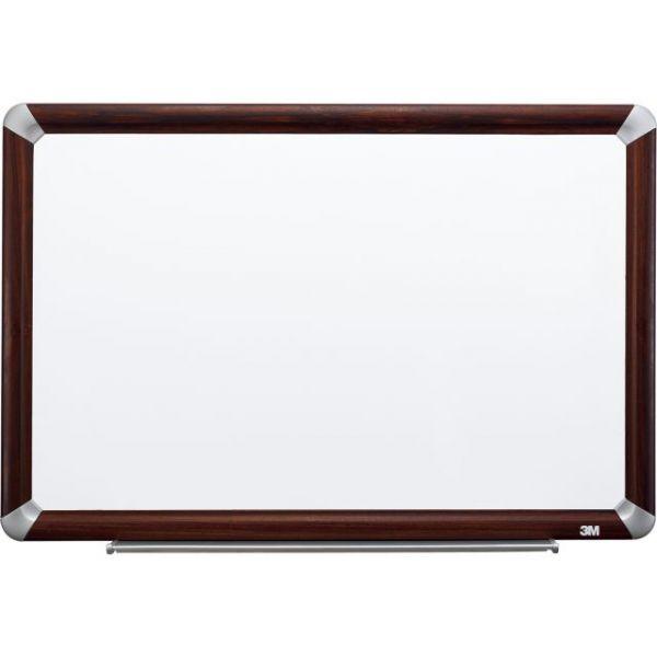 3M Elegant Style 4' x 3' Dry Erase Board