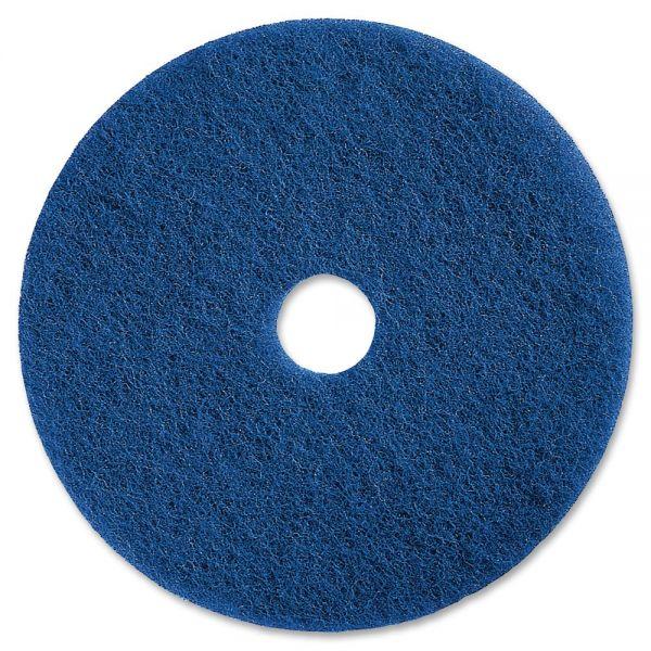Genuine Joe Medium-duty Scrubbing Floor Pad