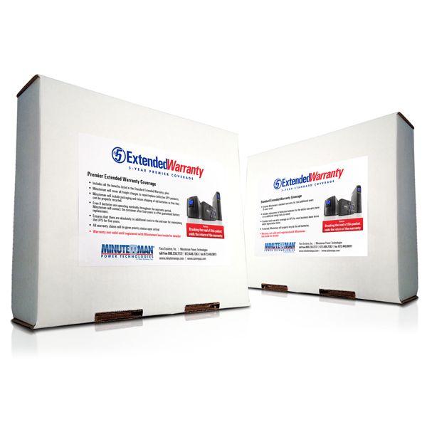 Minuteman Entrepid EP1500LCD 1500VA UPS