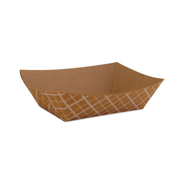 SCT 1/2 lb Paper Food Baskets